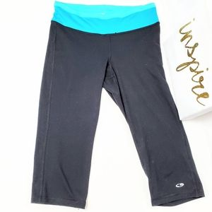 Champion Cropped Leggings Size Small